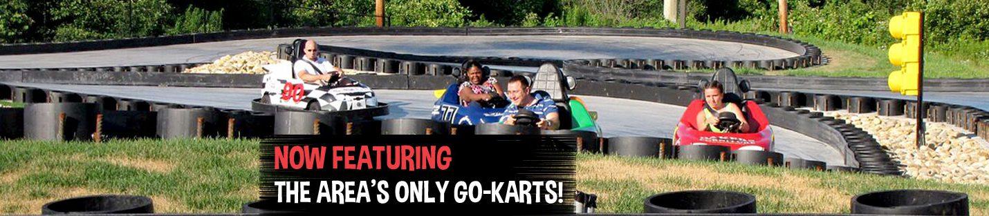 Go-Karts in Wells, Maine
